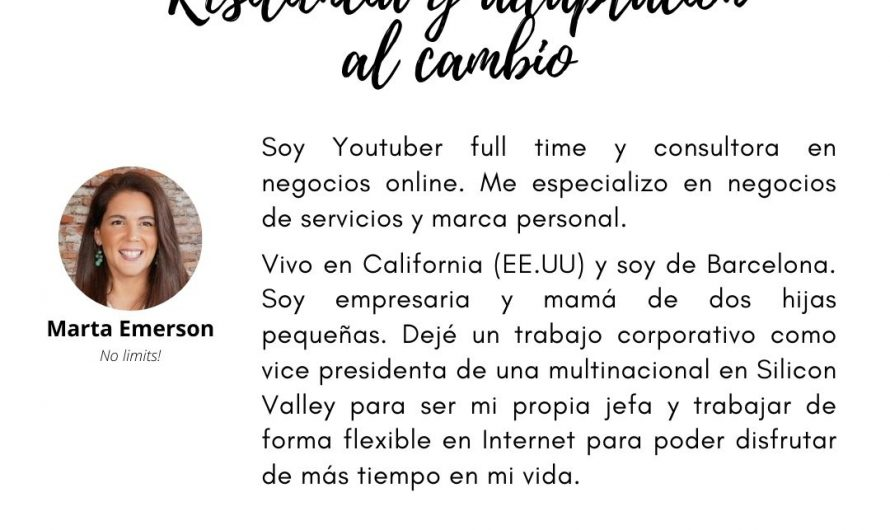 Conferencia eRyla 2021 Marta Emerson