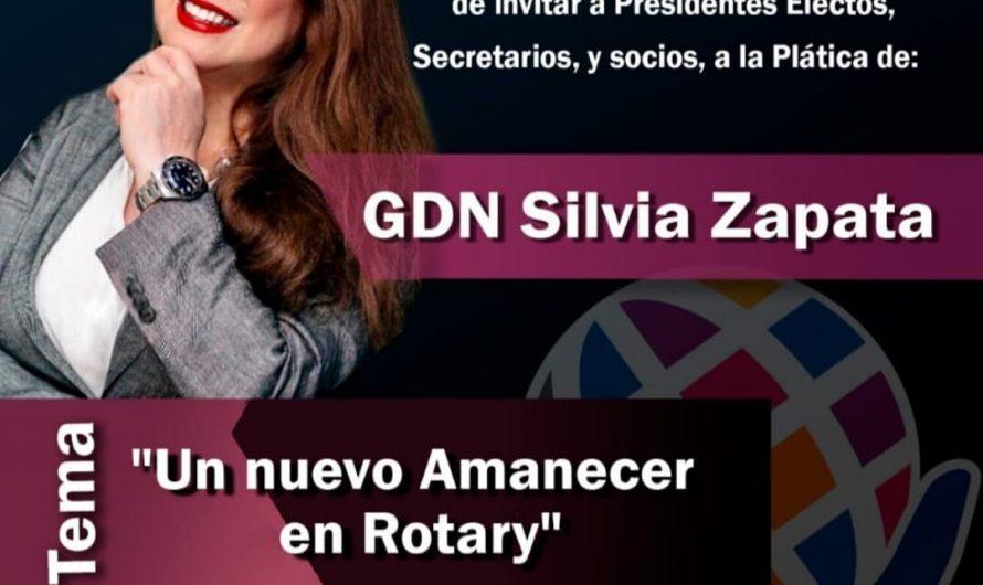 Conferencia «Un nuevo amanecer en Rotary»