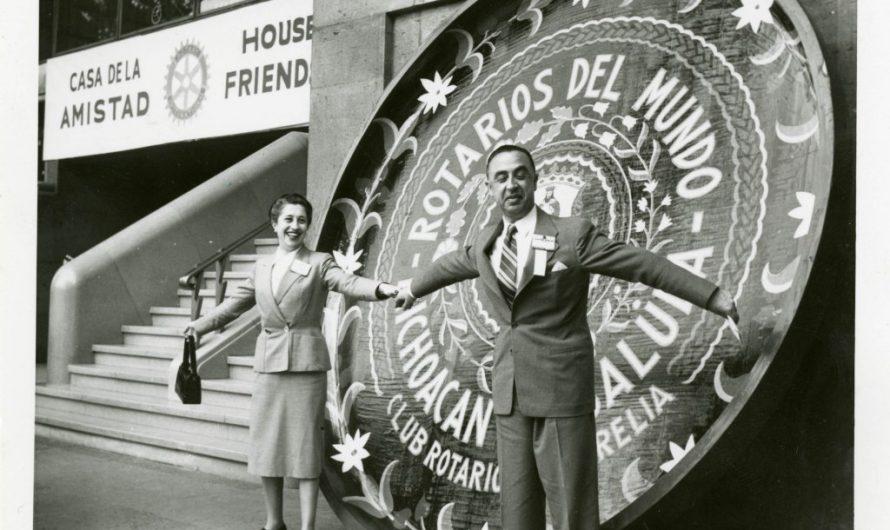 Cien años de Rotary en México